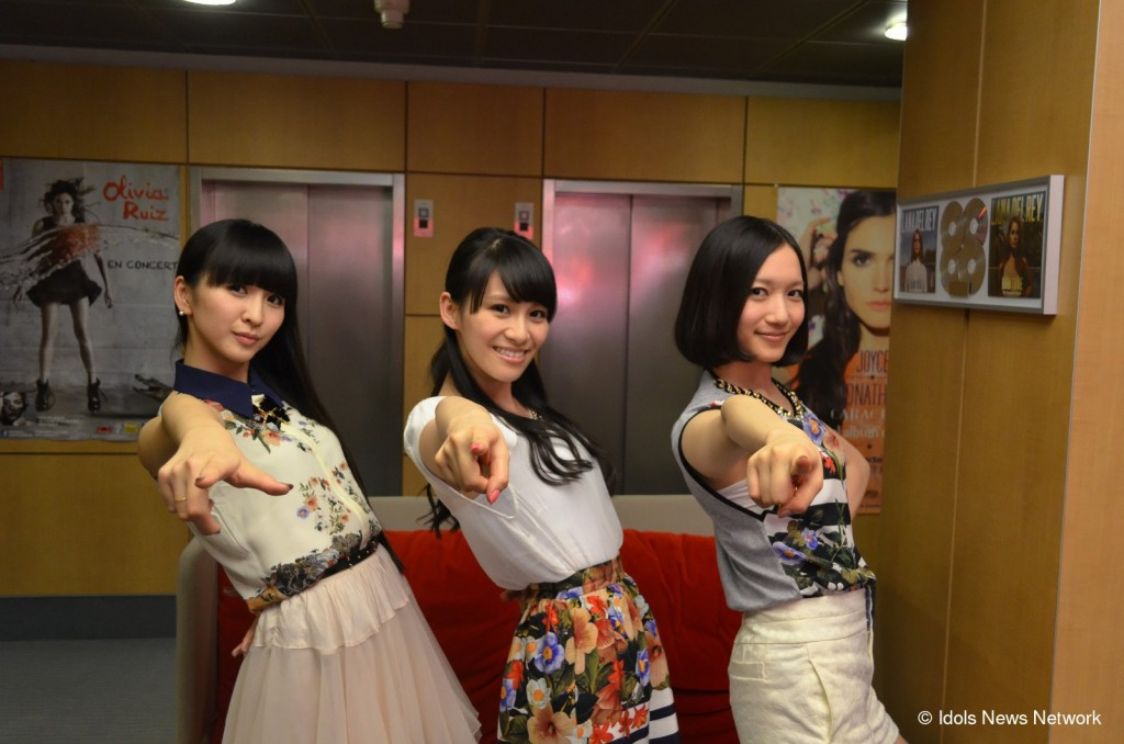 Perfume version « Laser Beam »